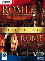 Rome: Total War Gold Edition PC