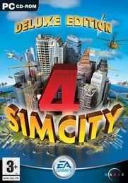 Sim City 4 Deluxe Edition Classic PC