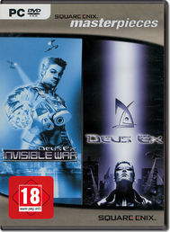 Deus Ex + Deus Ex: Invisible War PC