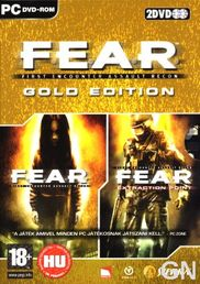 F.E.A.R. Gold Edition (FEAR) PC