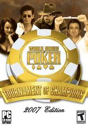 World Series of Poker Tournament of Champions 2007 PC