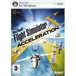 Flight Simulator X Acceleration PC