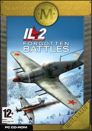 IL-2 Sturmovik Forgotten Battles Medallion PC