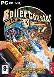 Rollercoaster Tycoon 3 Gold PC