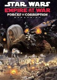Star Wars: Empire at War - Forces of Corruption PC