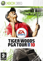 Tiger Woods PGA Tour 10 Xbox 360