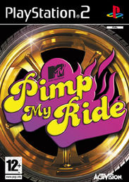 Pimp My Ride PS2