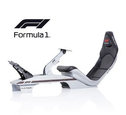 Playseat® F1 Silver (uusi)