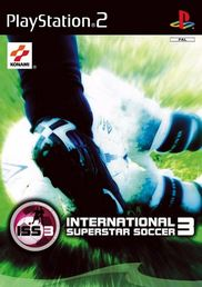 Internation Superstar Soccer 3 PS2