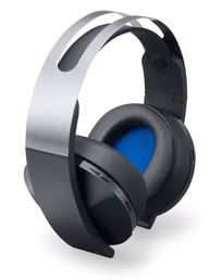 Playstation 4 Platinum Wireless Headset PS4