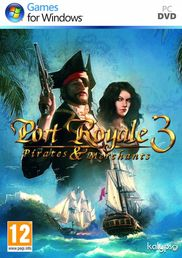 Port Royale 3: Pirates & Merchants PC