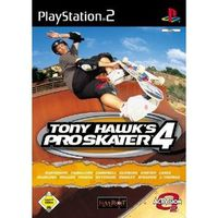 Tony Hawk Pro Skater 4 PS2