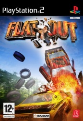 Flat Out PS2