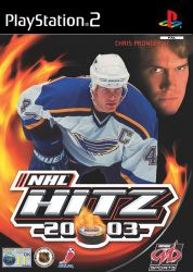 NHL Hitz 2003 PS2