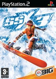 SSX 3 Platinum PS2