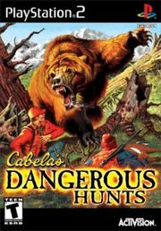 Cabela´s Dangerous hunts PS2
