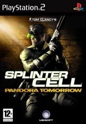Splinter Cell: Pandora Tomorrow PS2