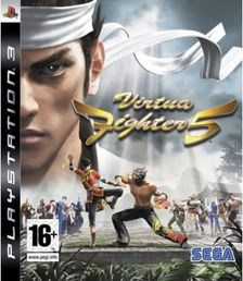 Virtua Fighter 5 Essentials PS3