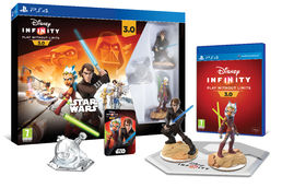 Disney Infinity 3.0 Star Wars Starter Pack PS4