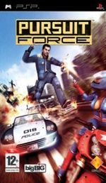 Pursuit Force Essentials PSP