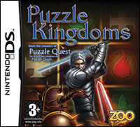 Puzzle Kingdoms Nintendo DS