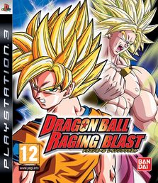Dragon Ball Raging Blast PS3