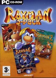 Rayman 3-Pack PC
