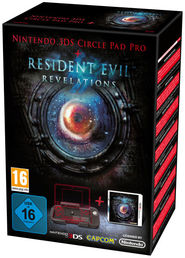 Resident Evil: Revelations + Circle Pad Pro 3DS