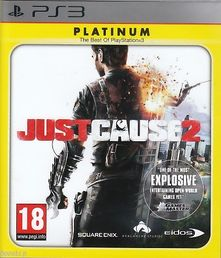 Just Cause 2 Essentials PS3