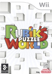 Rubik´s Puzzle World Wii