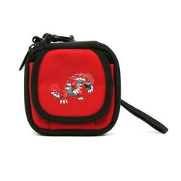 Game Boy Advance SP Pokemon Ruby Carry Case (käytetty)