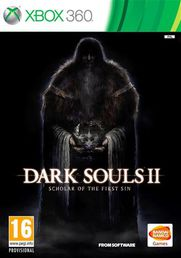 Dark Souls II: Scholar of the First Sin Xbox360