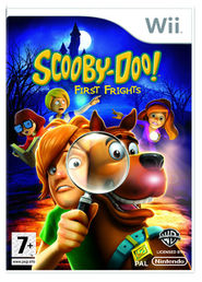 Scooby-Doo: First Frights Wii
