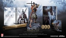Sekiro Shadows Die Twice Collectors Edition PS4