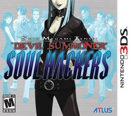 Shin Megami Tensei: Devil Summoner - Soul Hackers 3DS