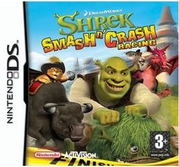 Shrek Smash´n´Crash Nintendo DS