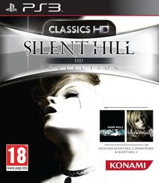 Silent Hill: HD Collection PS3