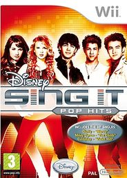 Disney: Sing it Pop Hits + mikrofoni Wii