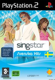 Singstar Svenska Hits PS2