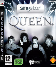 Singstar Queen PS3