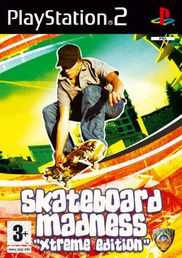 Skateboard Madness PS2