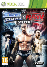 WWE Smackdown vs. Raw 2011 Xbox 360