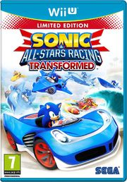 Sonic & All-Stars Racing Transformed Wii U