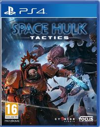 Space Hulks Tactics PS4