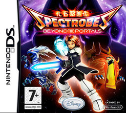 Spectrobes: Beyond the Portals Nintendo DS