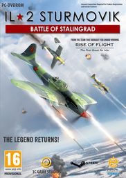 IL-2 Sturmovik - The Battle of Stalingrad PC
