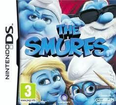 The Smurfs Nintendo DS