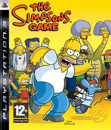 The Simpsons PS3