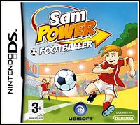 Tim Power: Footballer Nintendo DS