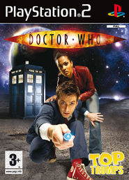 Top Trumps: Doctor Who PS2